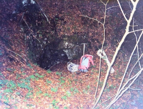 Josipova jama (=jama kod Stare Sušice) pit – Gorski Kotar, Stara Sušica
