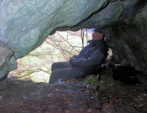 Lucia Mare peştera cave – Munţi Apuseni: Munţii Metaliferi